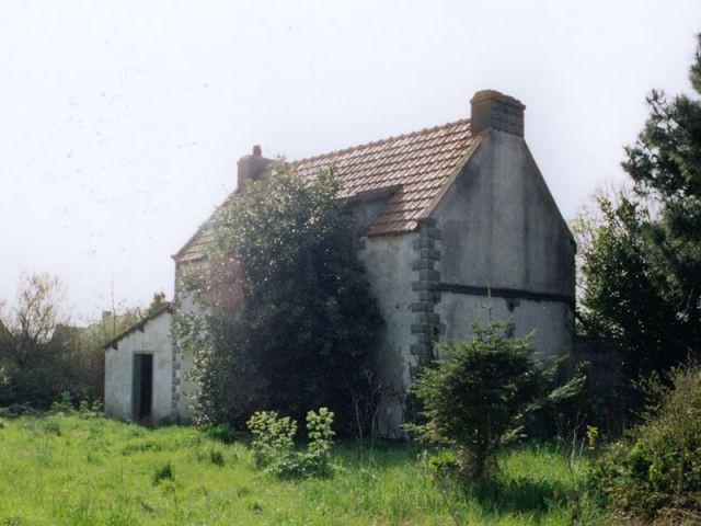Maison avant travaux - Reportage maison Bretagne - Morbihan - Rénovation