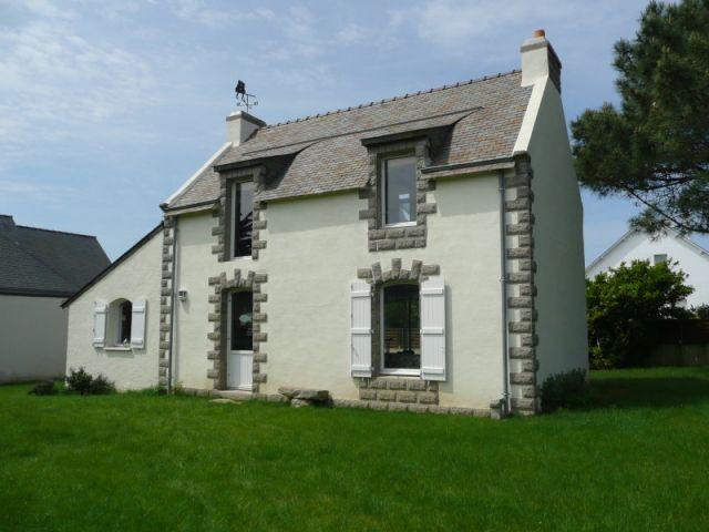 Reportage maison Bretagne - Morbihan - Rénovation