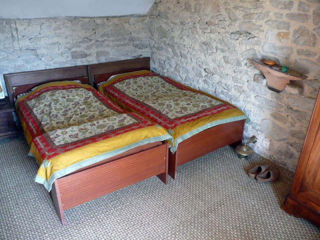 Chambre - Reportage maison Bretagne - Morbihan - Rénovation