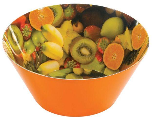 Saladier orange