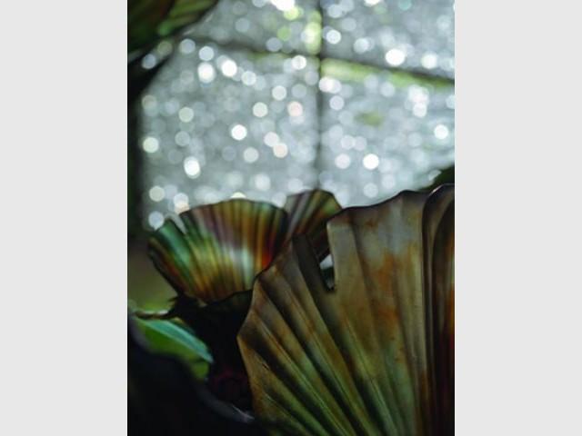 Fleurs - Jardin de cristal