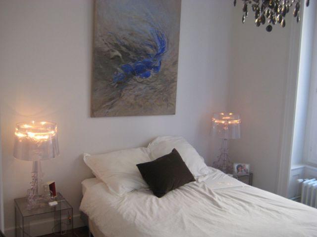 La chambre - Rénovation appartement Lyon