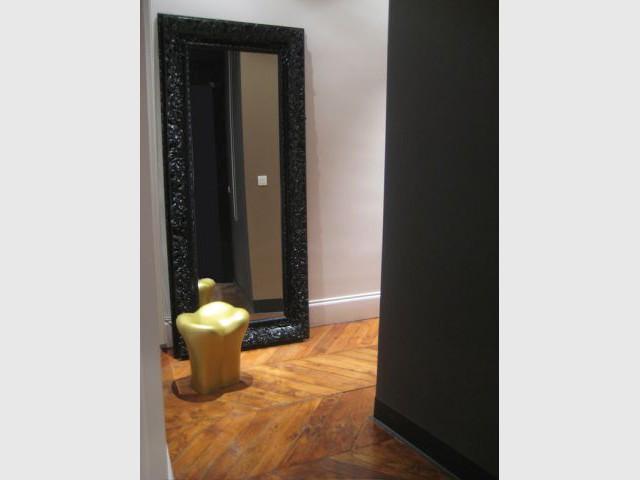 Le miroir - Rénovation appartement Lyon
