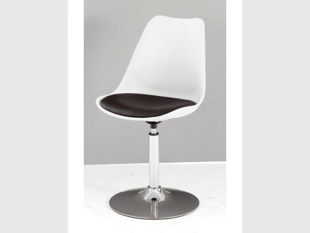 Une chaise belle et fonctionnelle for Chaise bureau fly