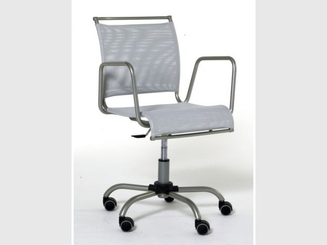 Une chaise belle et fonctionnelle - Habitat chaise de bureau ...