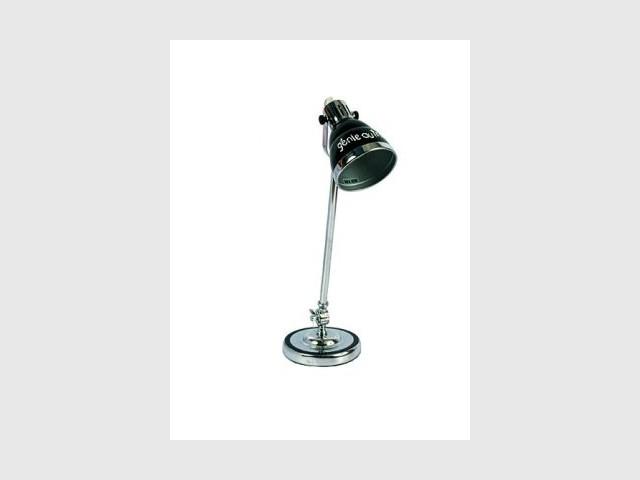 Incidence - lampe de bureau
