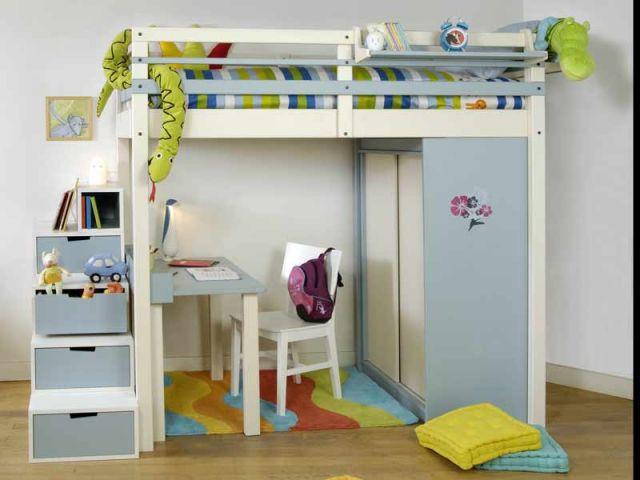 Mezzanine plafond standard version enfant