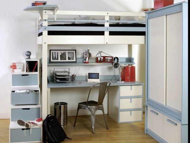 Mezzanine pour plafond standard évolué en version