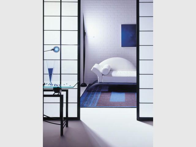 Cloison japonaise - Cloisons amovibles