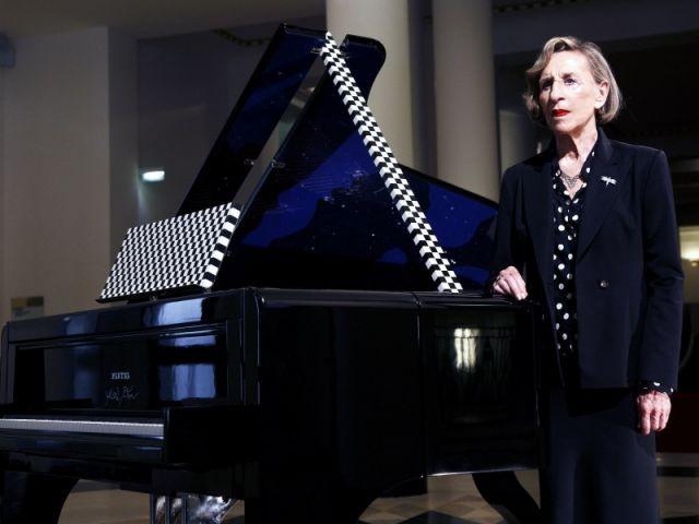 Voie Lactee Piano and Andree Putman