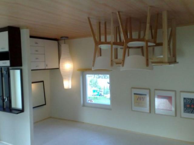 salon au plafond