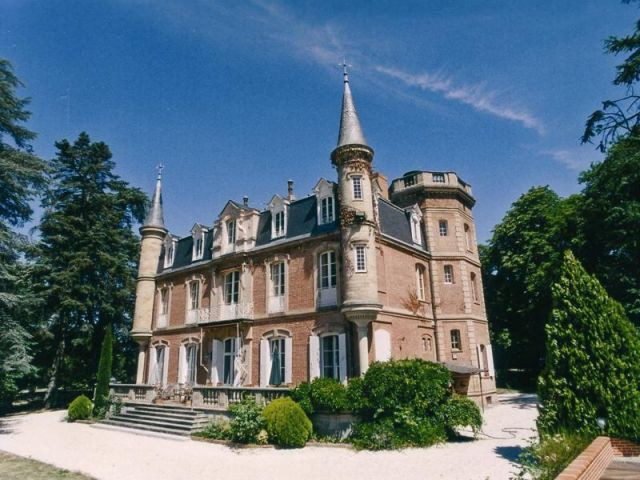 Chateau Toulouse immobilier luxe