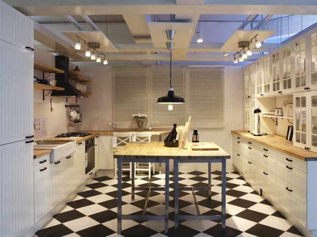 1 ikea 100 cuisine. Black Bedroom Furniture Sets. Home Design Ideas