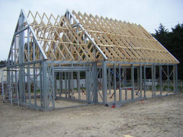 Structure acier - Maison Performance - Maison confort
