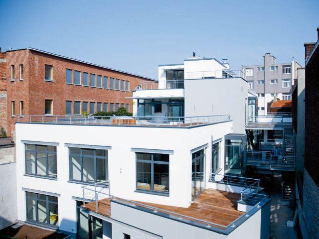 Brussel - Portes ouvertes Ma Maison mon architecte 2008