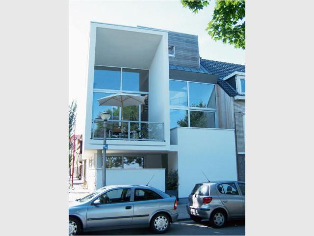 West-Vlaand - Portes ouvertes Ma Maison mon architecte 2008