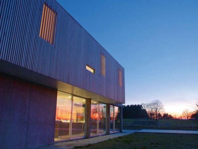 Visiter des maisons d 39 architectes for Architecte luxembourg