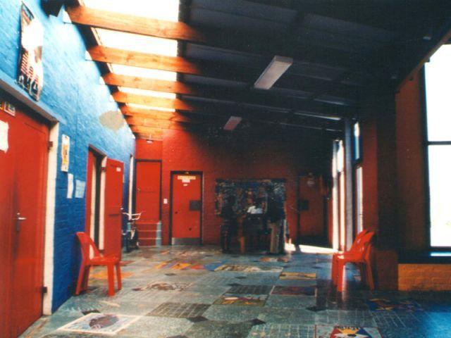 Centre pour enfants d'Ulwazi, Langa, Western Cape (Afrique du Sud), 1991 - carinsmuts