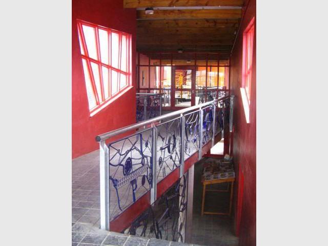 Salle polyvalente Laingsburg, Western Cape, 2004 - carin smut