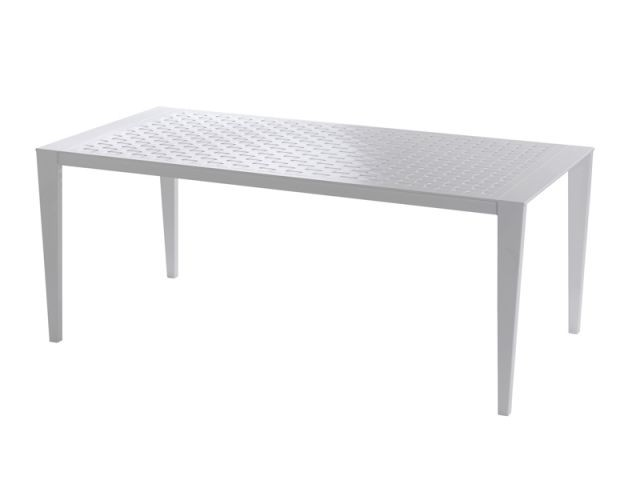 Table Ultimo - Mobilier en tôle