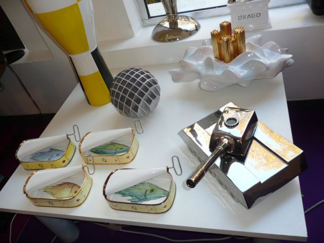 Boites à sardines - Salon du Vintage