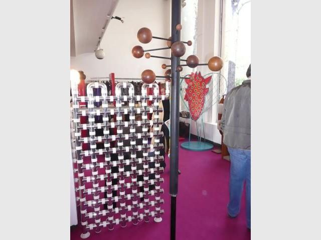Porte manteau - Salon du Vintage