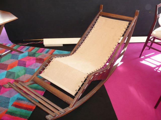 Chaise longue - Salon du Vintage