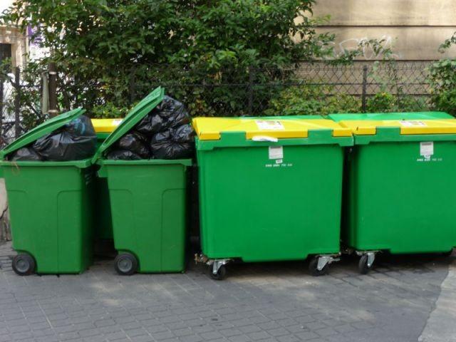 poubelle - déchets - taxe ordures ménagères