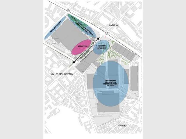Plan du projet - triangle