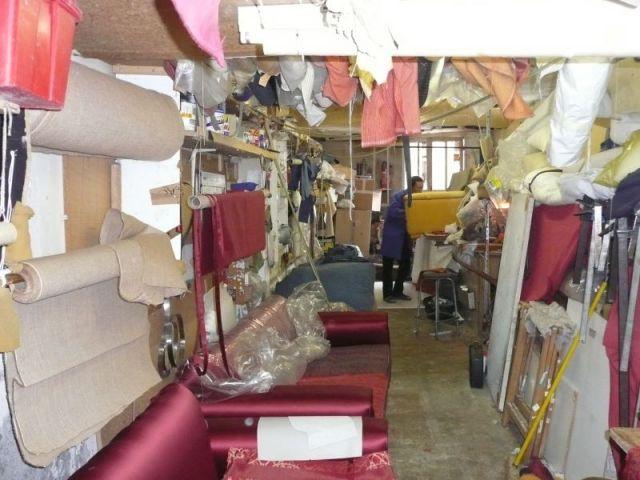 Atelier 2/2 - Tapisserie - reportage - meubles