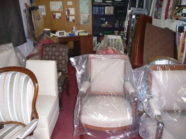 Meubles - Tapisserie - reportage - meubles