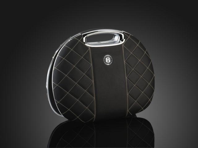 Noir - Ordinateur en or - Bentley
