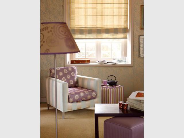 tissus osez le m lange. Black Bedroom Furniture Sets. Home Design Ideas
