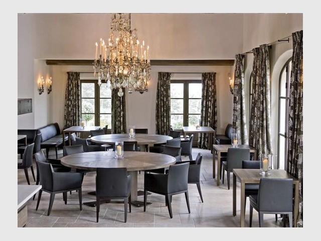 Salle de restauration - Domaine la Coquillade