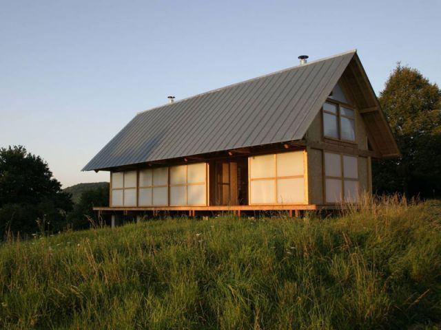 Maison dans le pré - Palmarès maison bois 2008
