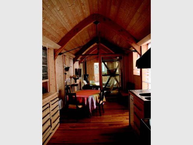 La vague - Palmarès maison bois 2008