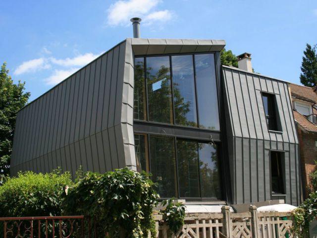 A la croisée des mondes - Palmarès maison bois 2008