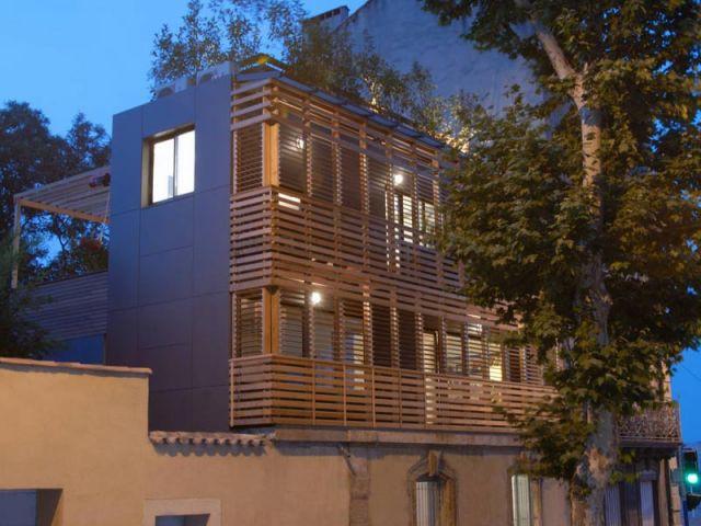 Maison M - Palmarès maison bois 2008