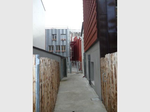 Ruelle - Programme Planchat-Vignoles - Paris