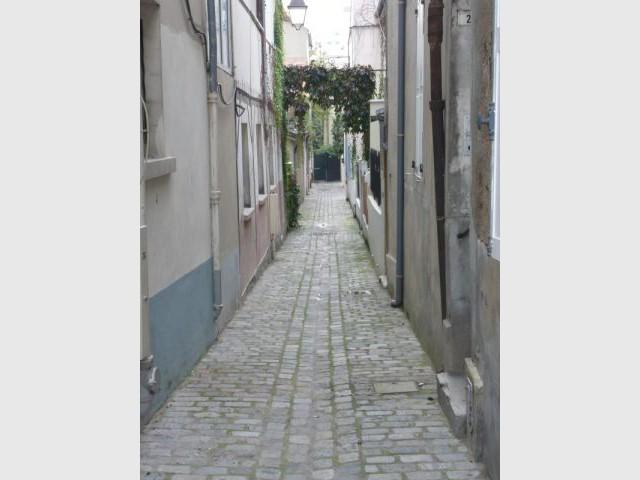 Impasse - Programme Planchat-Vignoles - Paris