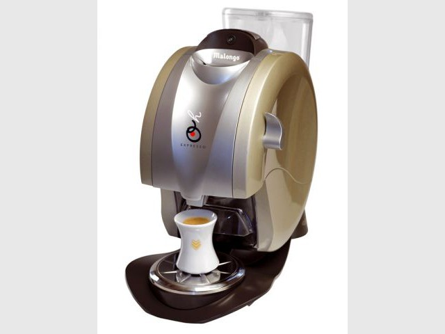 Machine à café - Palmarès Janus 2008