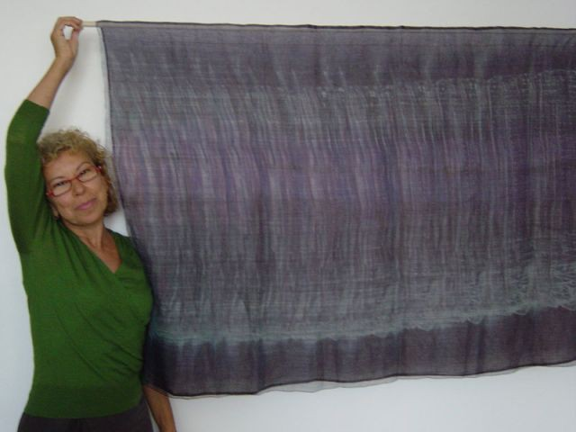 Textile Ysabel de Maisonneuve
