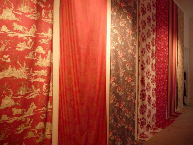 Bureau de style - Textile Olivades