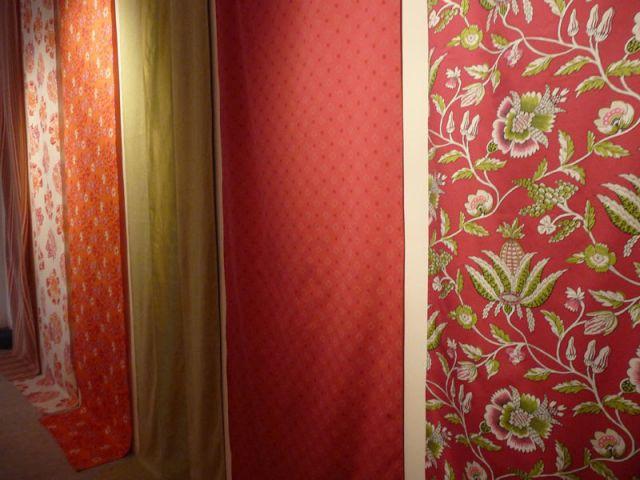 Drapés - Textile Olivades