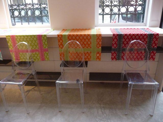 Mélange des genres - Textile Olivades