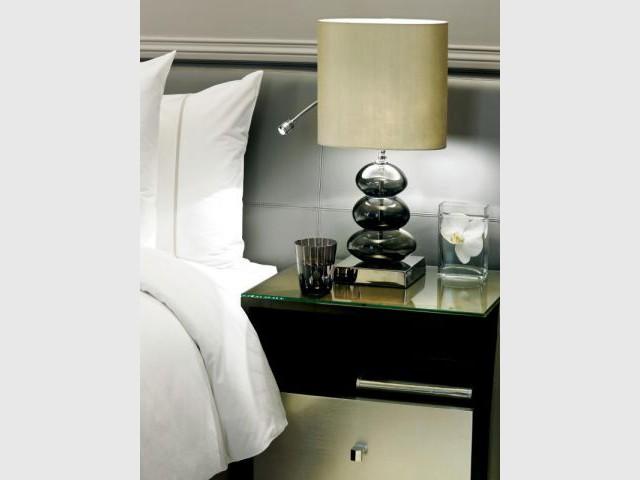 Détail chambre - Hôtel Westin Paris