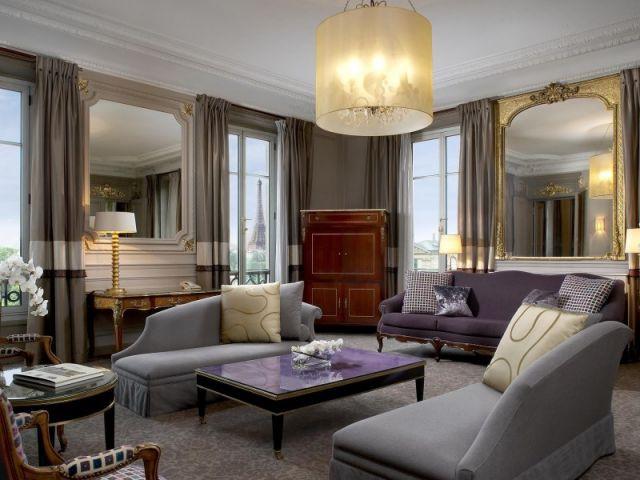 Suite présidentielle - Hôtel Westin Paris