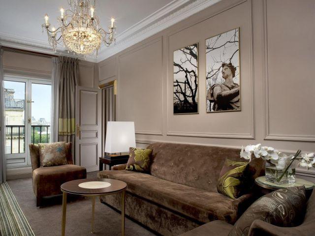 Suite Prestige - Hôtel Westin Paris