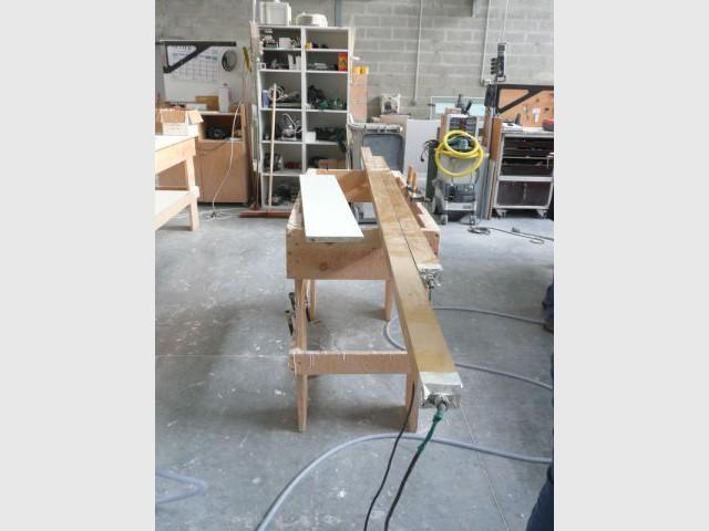 Chauffage - Atelier STC - transformation Corian