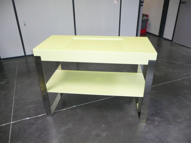 Table - Atelier STC - transformation Corian